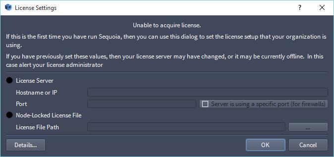 Licensing — SEQUOIA 1 0 27 documentation